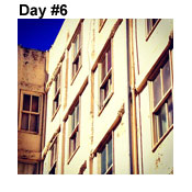 Day six - Powerhouse Windows